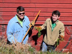 Parkway Playhouse volunteers, Burnsville, NC
