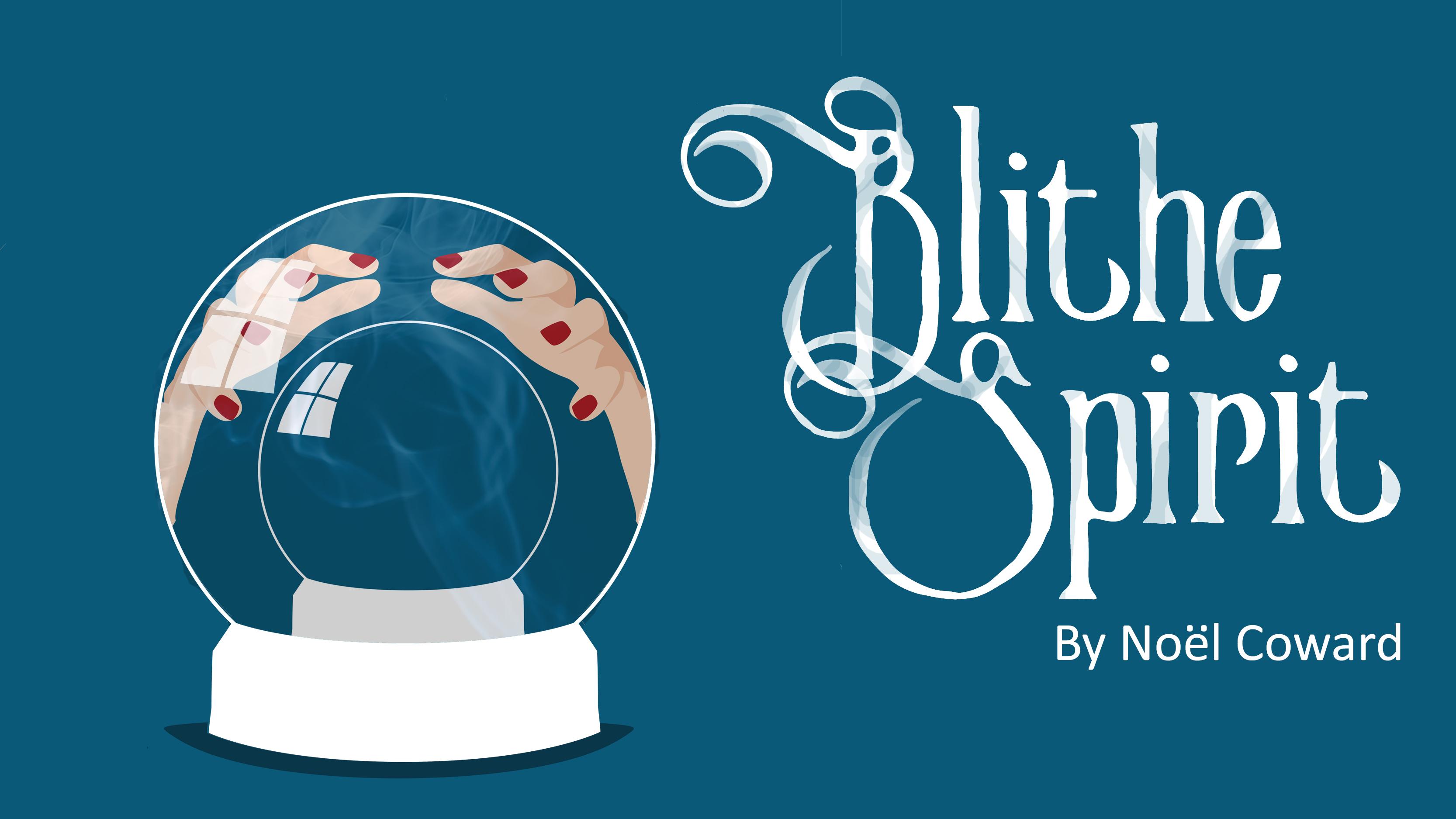 Blithe Spirit Slide with credit