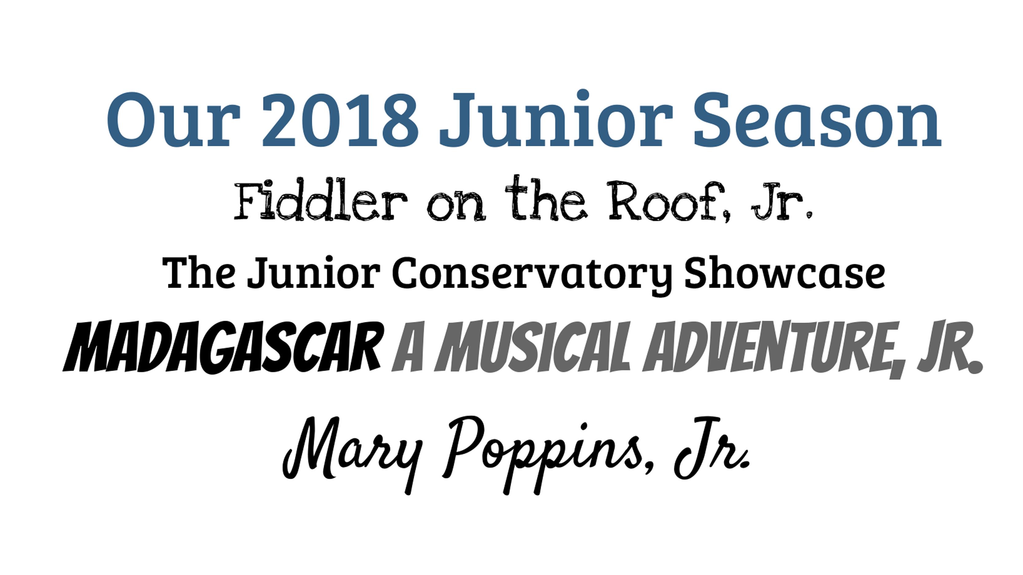 Junior Shows Slide